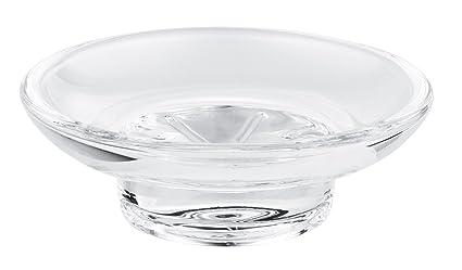 Grohe Jabonera de Cristal Ref. 40368000  Amazon.es  Hogar 514bef4c0e9f