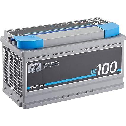 Amazon.es: Ective serie EDC - Cargador de batería 12 V AGM ...