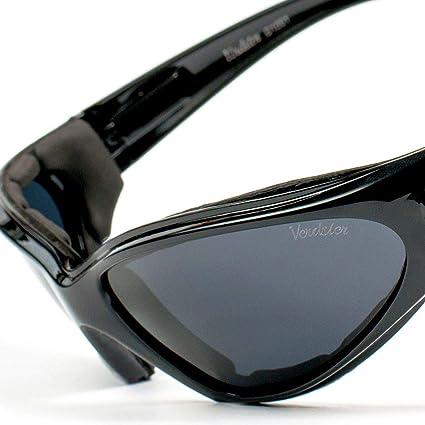 1X Estuche universal para gafas de sol para autom/óvil Soporte universal para gafas delanteras para autom/óvil Caja de almacenamiento de gafas