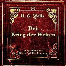 Der Krieg der Welten Hörbuch von H. G. Wells Gesprochen von: Christoph Hackenberg