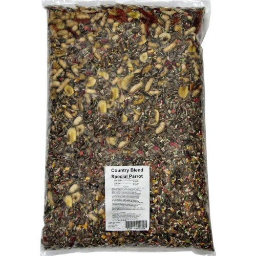 Seed Mix – Country Blend Special Parrot 10 lb, My Pet Supplies