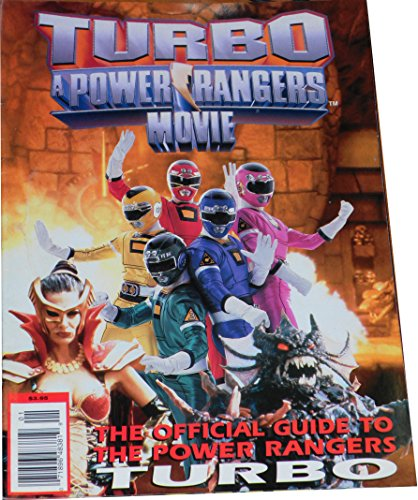 Turbo a Power Rangers Movie Magazine (Power Rangers Magazine compare prices)