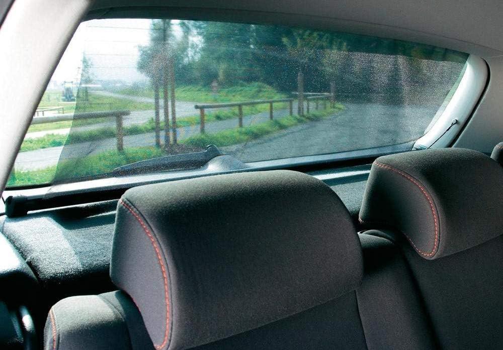 Myshopx Auto Sonnenrollo 118 Cm Sonnenschutzrollo Heckscheibe Rollo Auto