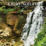 Ohio Nature 2020 12 x 12 Inch Monthly Square Wall Calendar with Foil Stamped Cover, USA United States of America Midwest State Nature