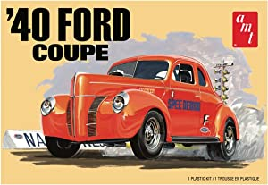 AMT 1940 Ford Coupe !:25 Scale Model Kit