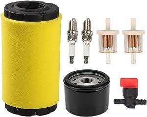 Butom 793569 793685 Air Filter 696854 Oil Filter for Intek 33R877 31Q777 331777 31L777 31P677 33M777 GY21055 MIU11511 LA125 LA115 D100 D110 D120 LG271 Parts Tune Up Kit
