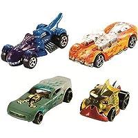 Bhr15 Hot Wheels Renk Değiştiren Arabalar