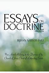 Essays on Doctrine: Nine Articles Relating to the Doctrine of the Church of Jesus Christ of Latter-day Saints Hardcover