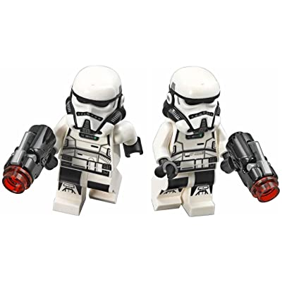 LEGO Solo: A Star Wars Story Lot of 2 Minifigures - Imperial Patrol Troopers (75207): Toys & Games