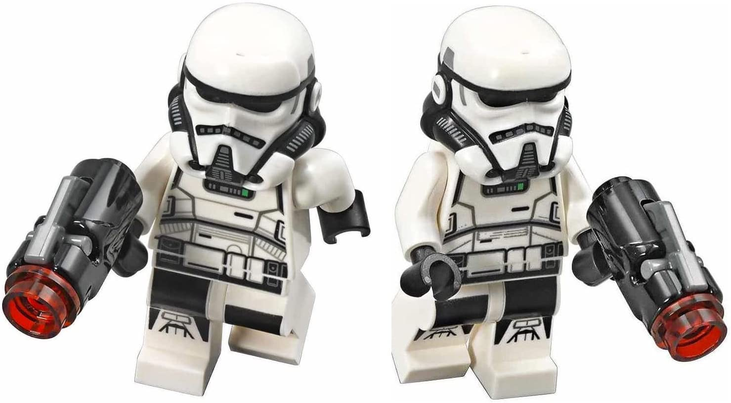 LEGO Solo: A Star Wars Story Lot of 2 Minifigures - Imperial Patrol Troopers (75207)