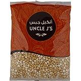 Uncle J's Roasted Chana, 1 kg