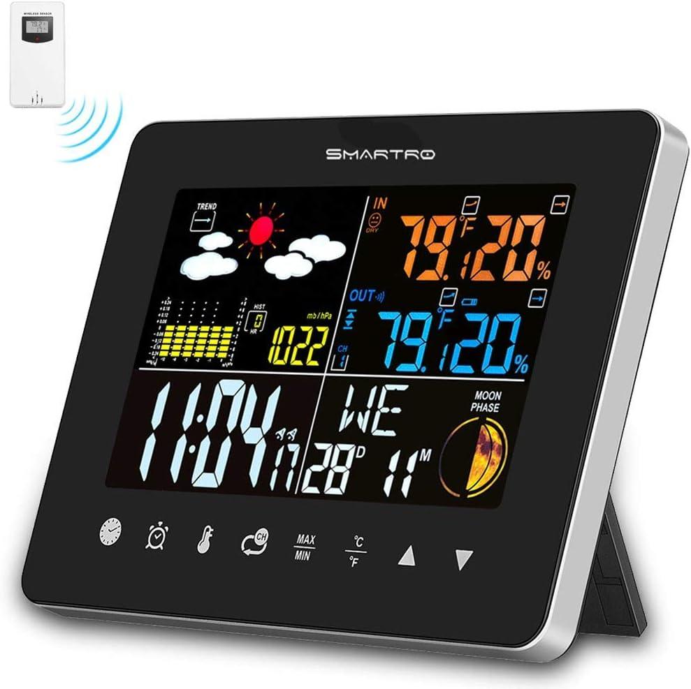 Smartro Wireless Indoor Outdoor Thermometer