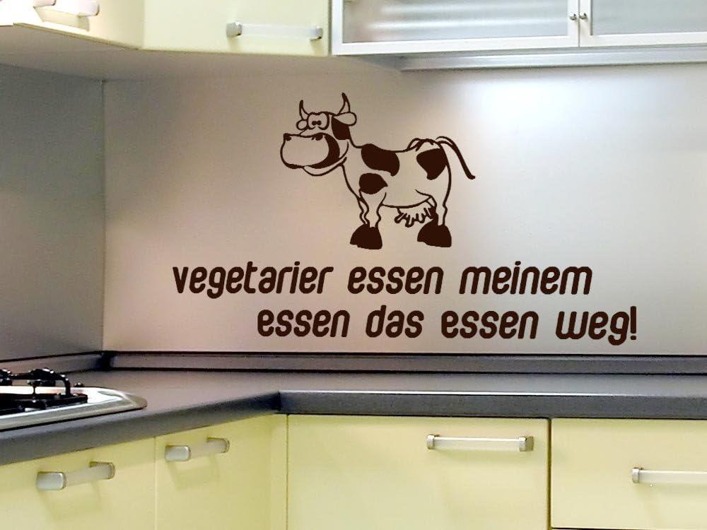 Adhesivo decorativo para robot de cocina vegetarianos comer Mi comer la Comida vía, 071 gris, 53 x 30 cm: Amazon.es: Juguetes y juegos