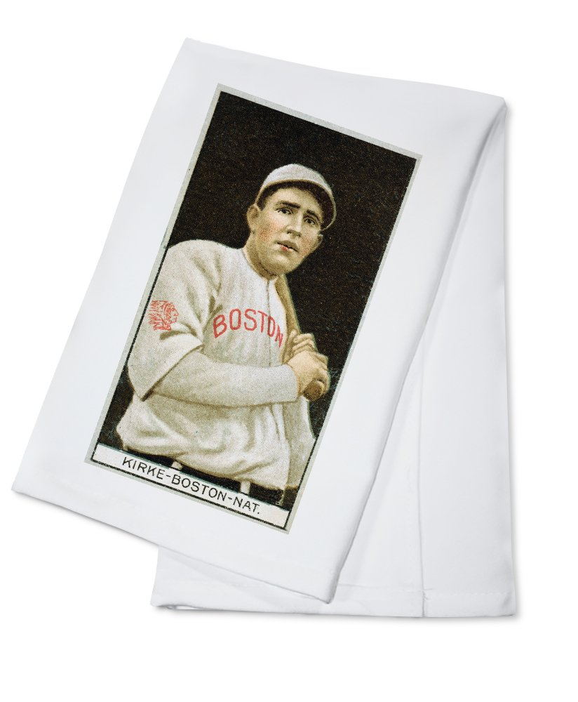 Boston Braves – Jay Kirke – 野球カード Cotton Towel LANT-21744-TL Cotton Towel  B0184BEGSS