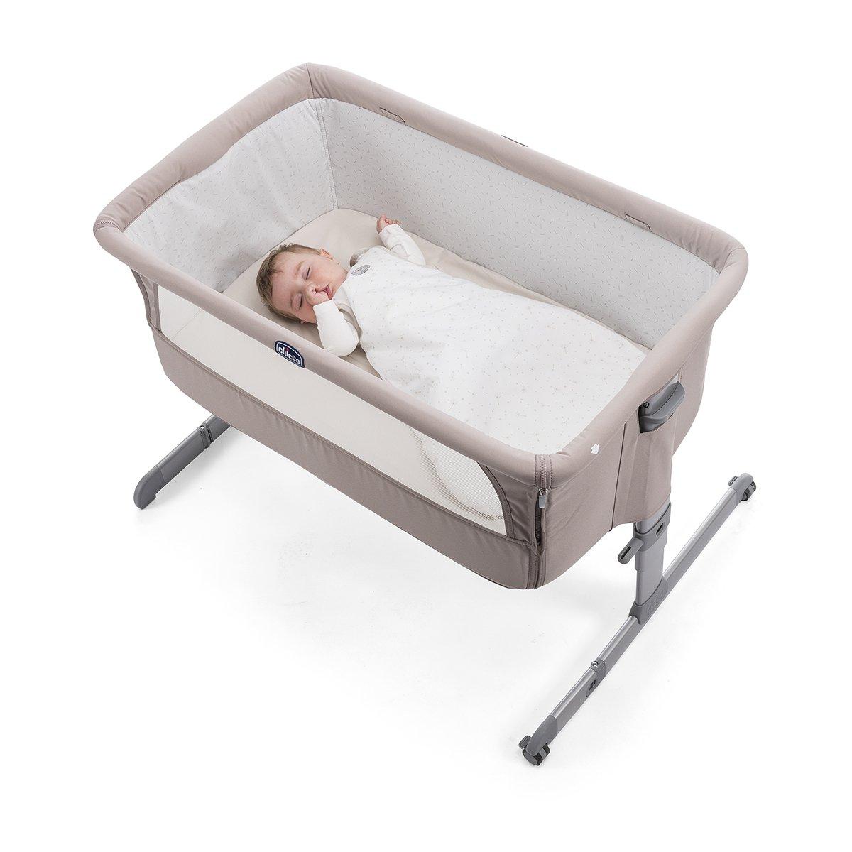 Chicco Next2Me - Set de saco de dormir y sábana, color Delicacy: Amazon.es: Bebé