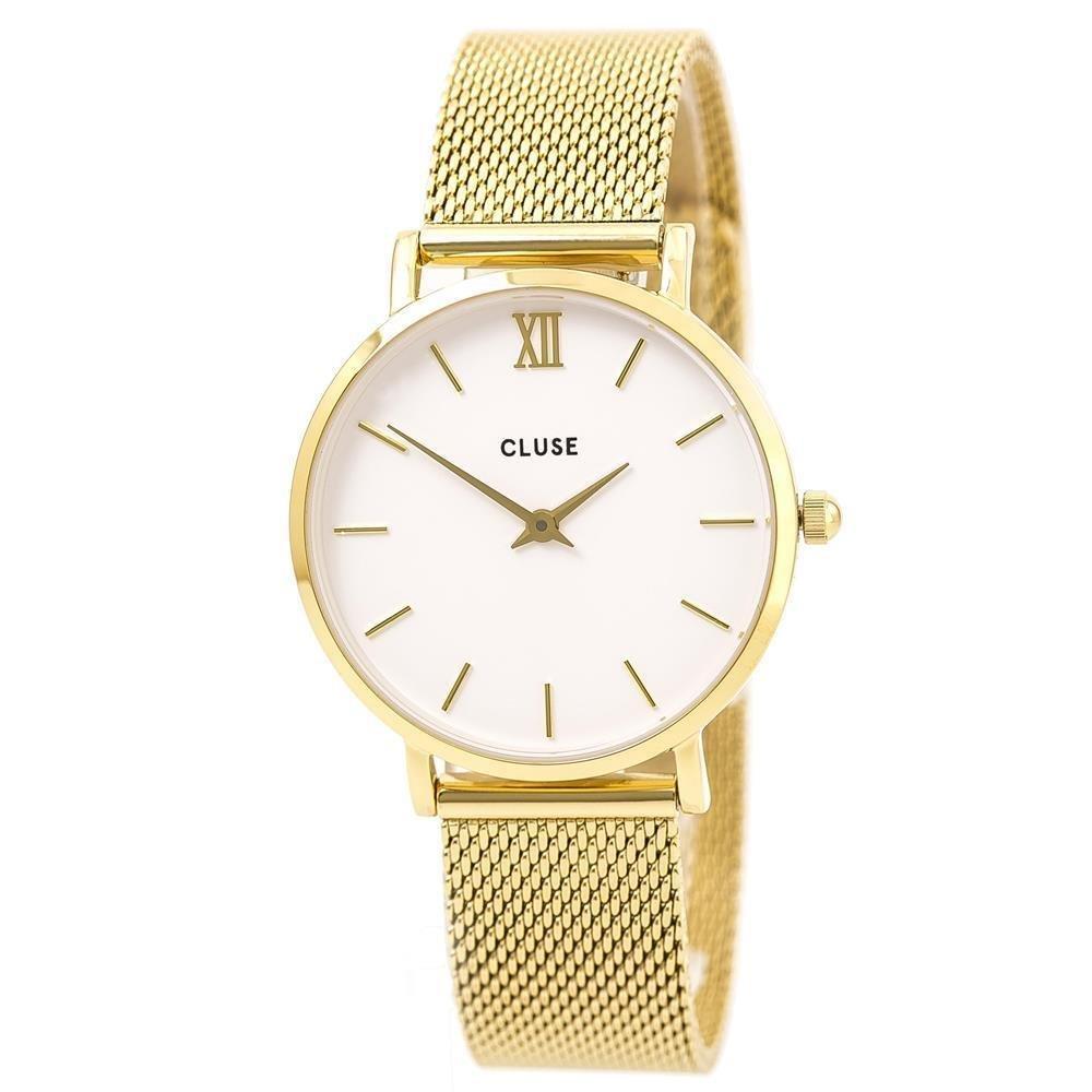 CLUSE Damen Watches/Uhren Minuit Mesh