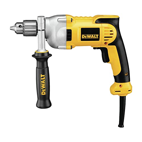 Dewalt DWD210GR 1 2-Inch Variable Speed Reversible Drill Kit Renewed