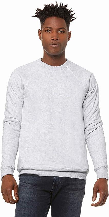 NEW Bella Canvas Unisex Sponge Fleece Crewneck Sweatshirt-XS-2X 3901