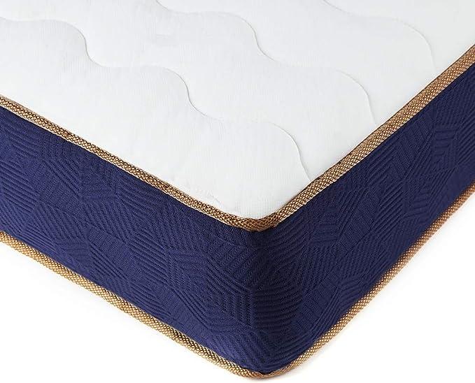 BedStory Memory Foam Pocket Sprung Mattress - Best for Target Pressure Relief