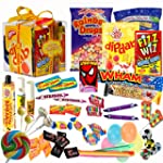 The Original Retro Sweets Gift Cube B...