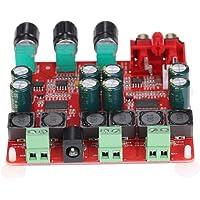 KKmoon tpa3118 2.1 Canal Digital Estéreo Subwoofer Amplificador