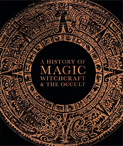 Book Cover: A History of Magic, Witchcraft, and the Occult