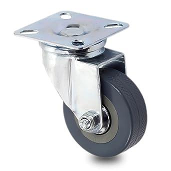 Ruedas de transporte, ruedas giratorias para muebles, ruedas para cargas pesadas, ruedas fijas
