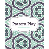 Pattern Play: Coloring Therapy for Adults
