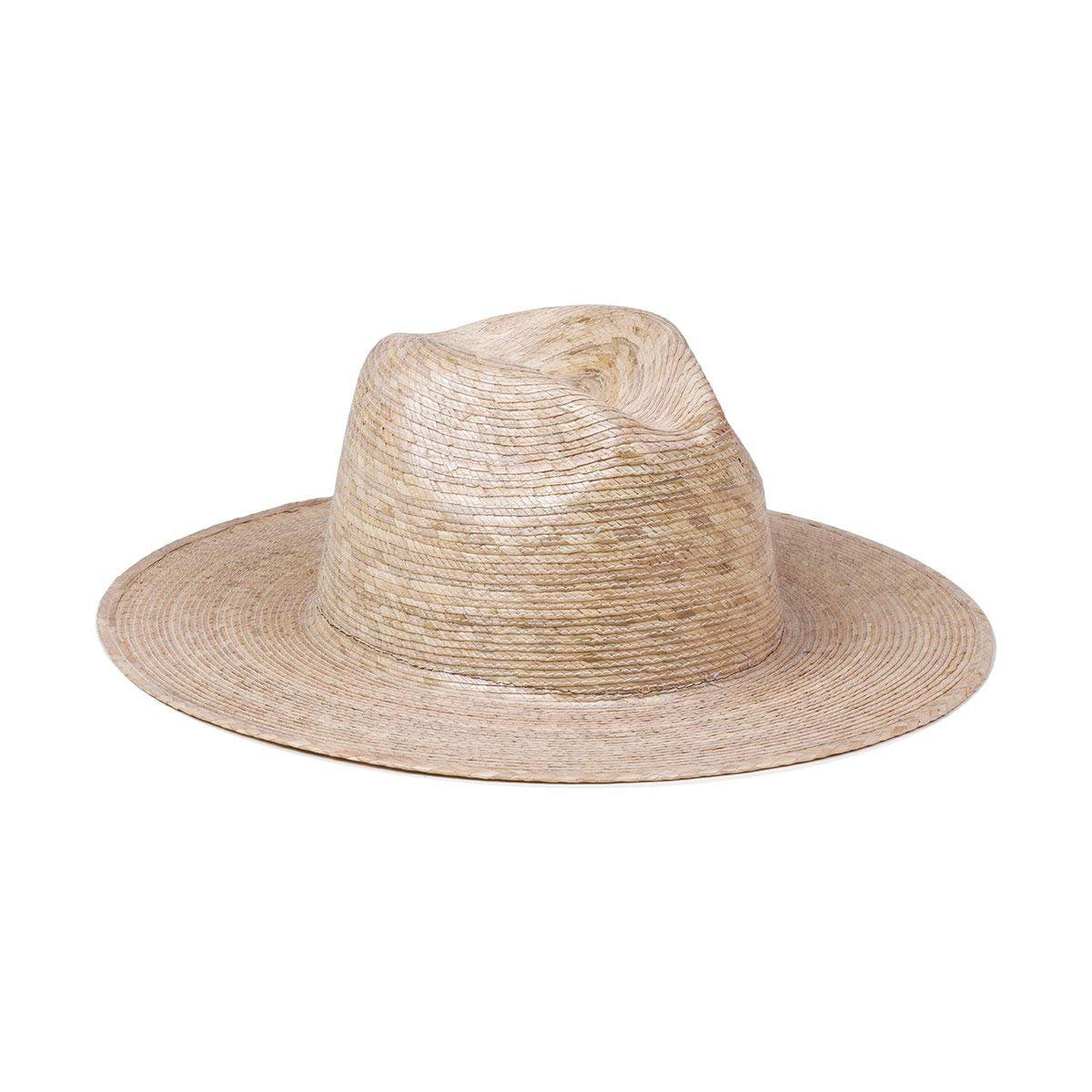 Lack of Color Women's Palma Fedora (Natural, Small/Medium)