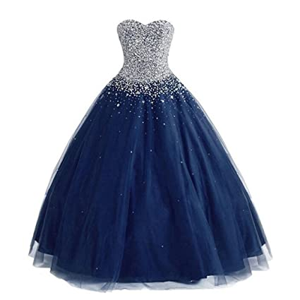 4b47c2a9ca2 Amazon.com  FHERHPEFGI Beautyprom Women s A-Line Sleeveless Tulle Bridal  Wedding Dresses PK001 (8)  Toys   Games