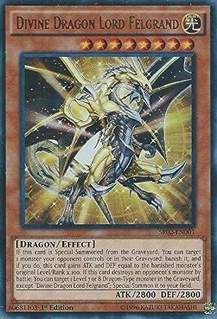 True Divine Dragon Ragnarok Yu Gi Oh Divine