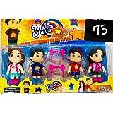 Cartela bonecos Maria Clara e JP