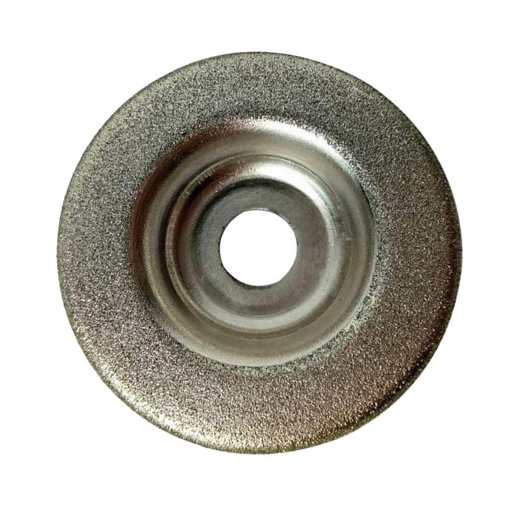 B Blesiya Meule Diamant/ée 10mm Meuleuse Pour Carbure M/étallique