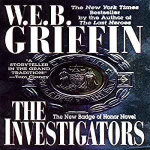 The Investigators Audiobook