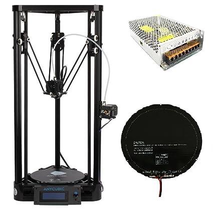 Anycubic Actualización de Impresora 3D Kossel Autoensamblaje DIY ...