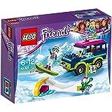 LEGO 41321 - Friends, Il Fuoristrada del Villaggio Invernale