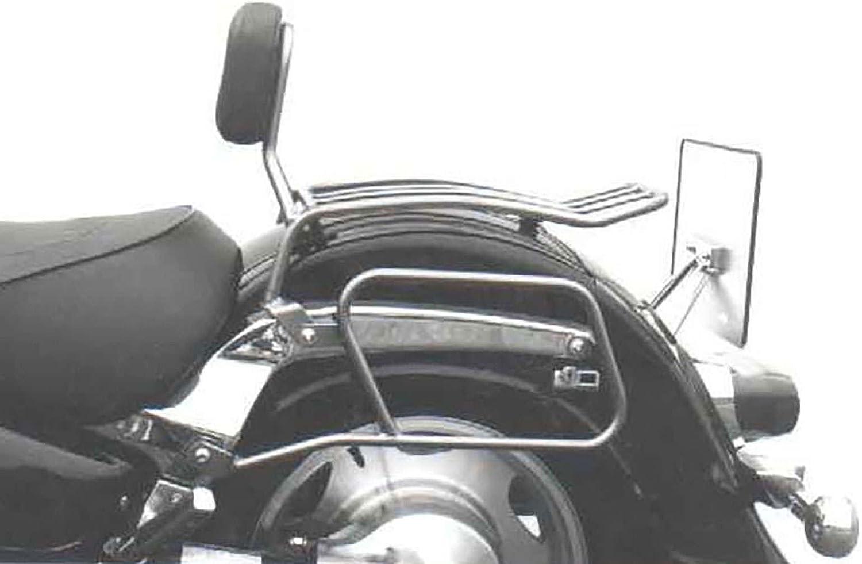Hepco Becker Solorack Mit Rückenlehne Chrom Suzuki Vl 1500 Intruder Auto