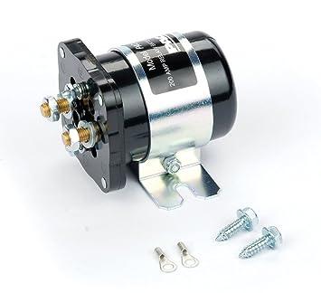 amazon com pac pac 200 200 amp relay battery isolator pac car rh amazon com Car Audio Capacitor Wiring Diagram Car Audio Amplifier Wiring Diagrams