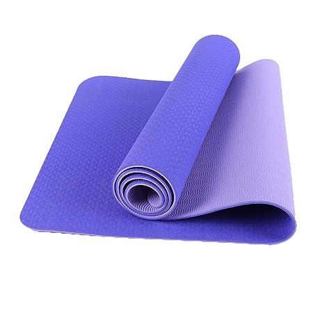 STRTT Colchoneta De Yoga, Alfombrilla Deporte, TPE Eco ...