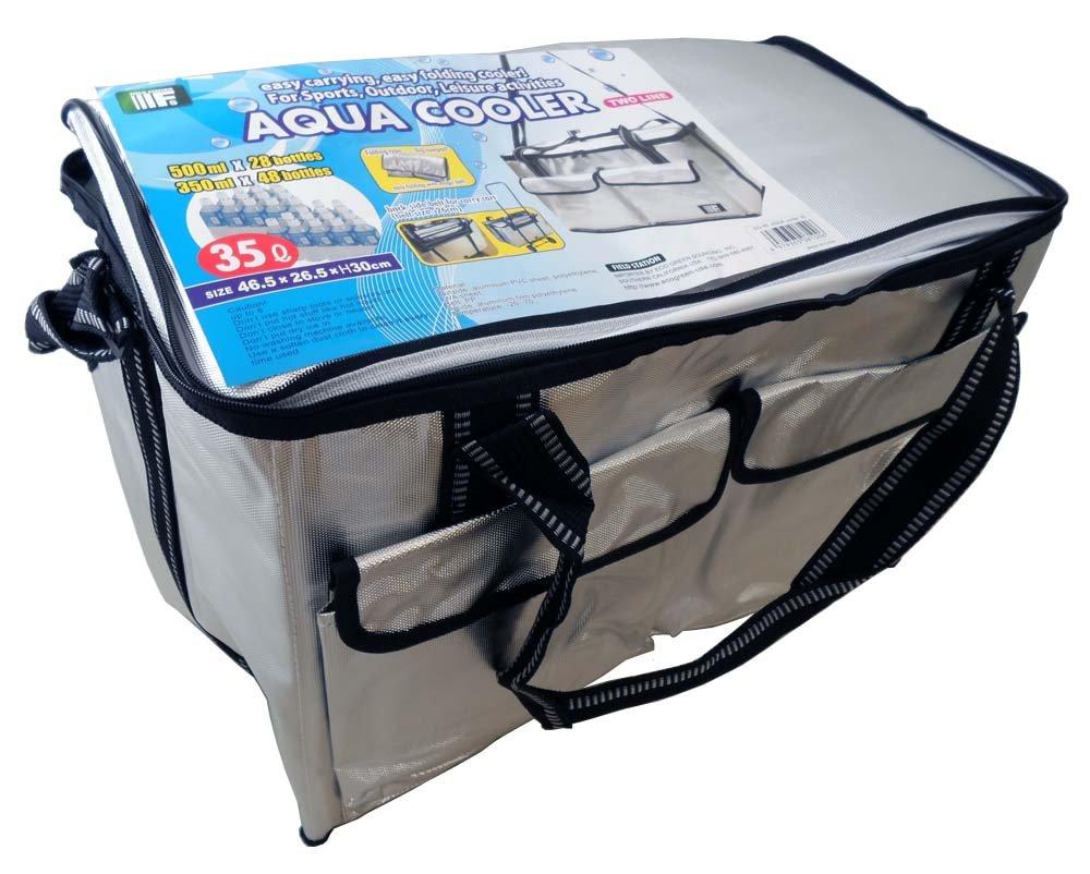 TOOLUSA Kühltasche, isoliert mit 15 Liter Kapazität: leco-cool15