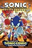 img - for The Complete Sonic Comic Encyclopedia (Sonic Graphic Novels) book / textbook / text book