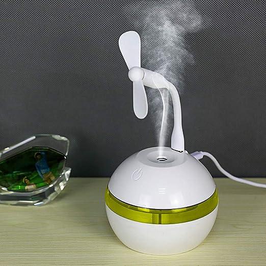 Angel Difusor de aromas ultrasónico Coche Difusor de aceites ...