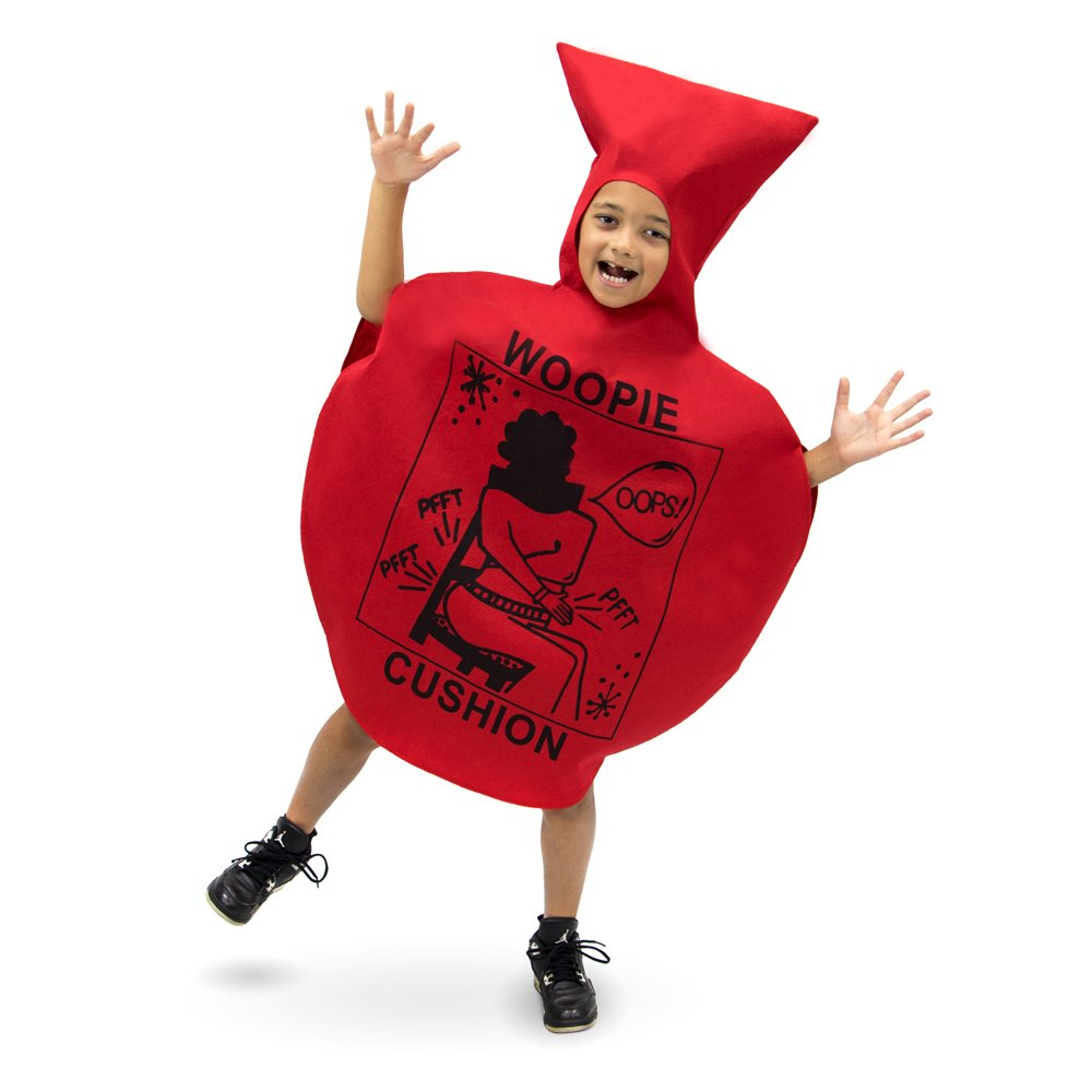 Woopie Cushion Children's Halloween Dress Up Theme Party Roleplay & Cosplay Costume Boo! Inc.