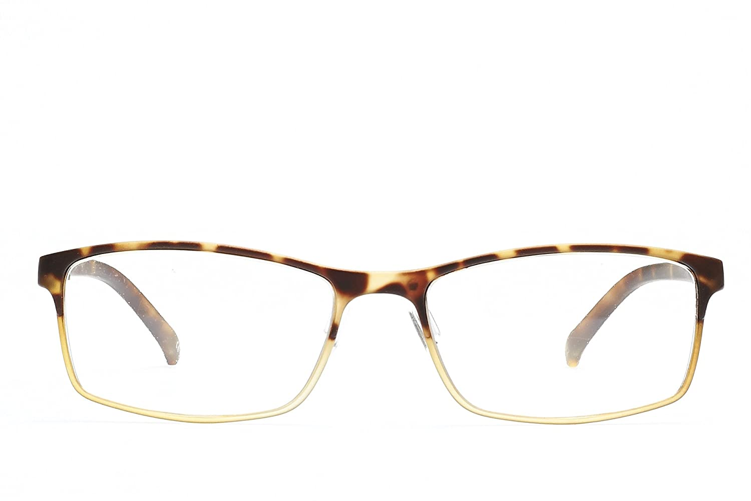 e549dab70fb3 Amazon.com  Massimo Milano Cr1016 Vintage Rx Eyeglasses Clear Lens Glasses  Lightweight Rx Frames  Clothing