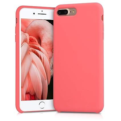 Amazon.com: kwmobile - Carcasa para iPhone 7 Plus y 8 Plus ...