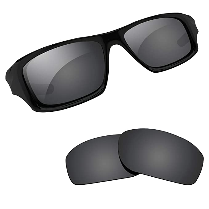 1daf2afb83 Image Unavailable. Image not available for. Color  Kygear Anti-fading Polarized  Replacement Lenses for Oakley Valve Sunglasses