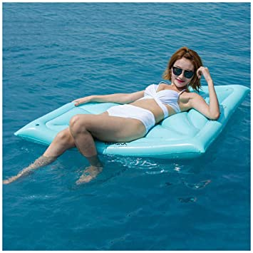 FXQ Cama de Asiento de baño en la Playa para Adultos ...