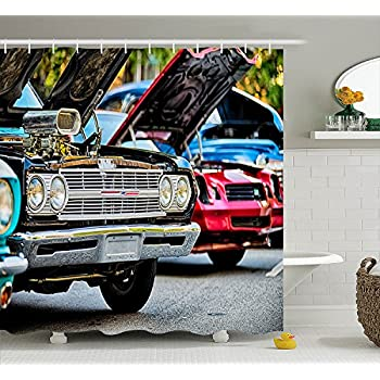 Hot Sale 2017 Park B Smith License Plates Shower Curtain