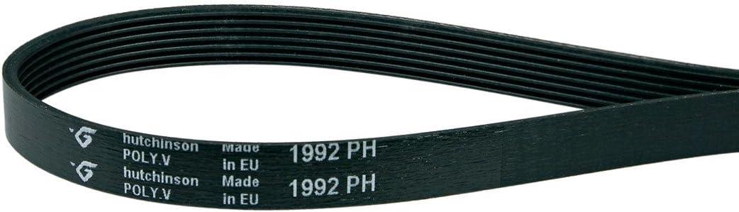 vioks 1992PH 7–Correa de transmisión para secadora lavadora como Bosch/Siemens 00753220Bauknecht 481935828002