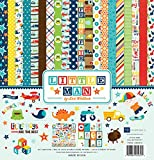 Echo Park Paper Company LM99016 Little Man Collection Kit